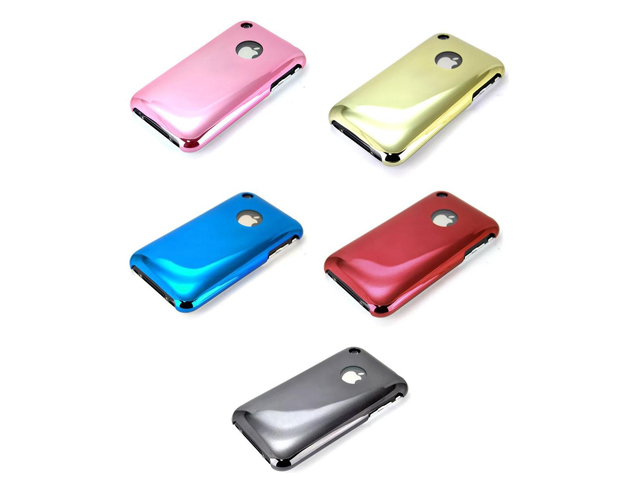 Barely There Shiny Back Case voor iPhone 3G/3GS