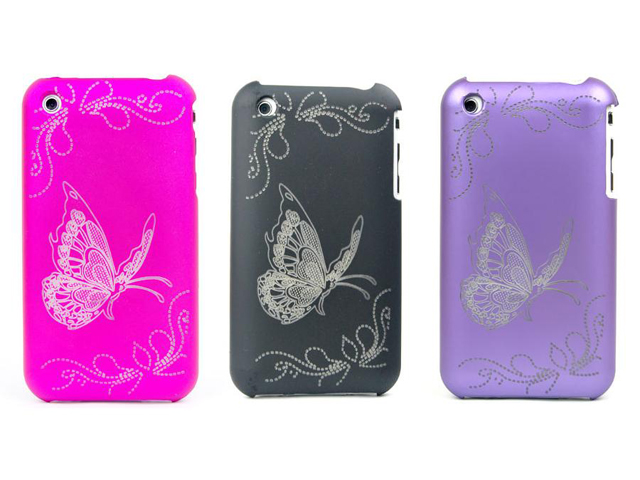 Butterfly Back Case voor iPhone 3G/3GS