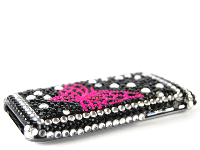 Butterfly Diamond Case voor iPhone 3G/3GS