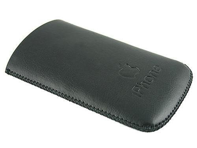 iPhone Leren Sleeve /  Holdster (Type 1)