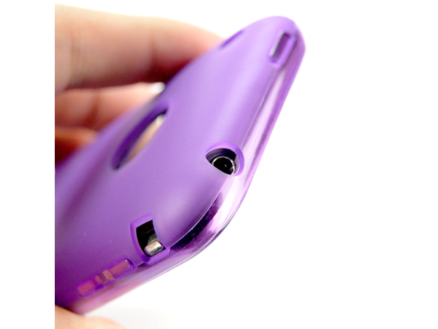 Frosted Polymer Series Hoes voor iPhone 3G/3GS
