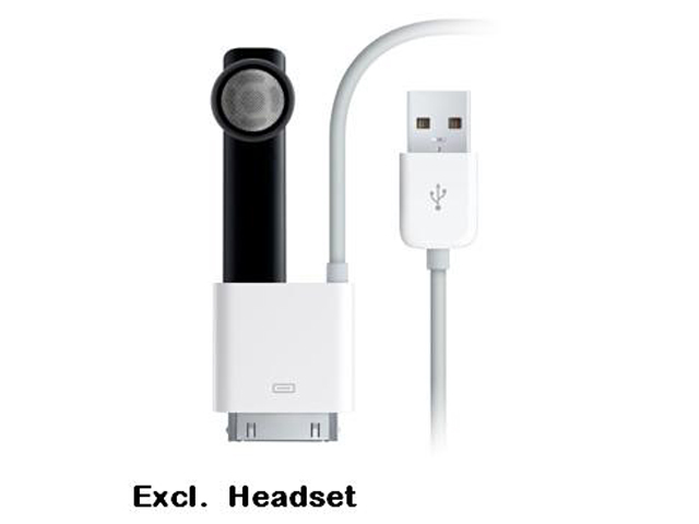 Apple Bluetooth Headset USB kabel