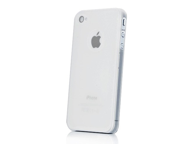 0.5mm World's Thinnest Case voor iPhone 4/4S