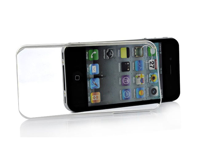 0.4mm Thinnest Crystal Case voor iPhone 4/4S