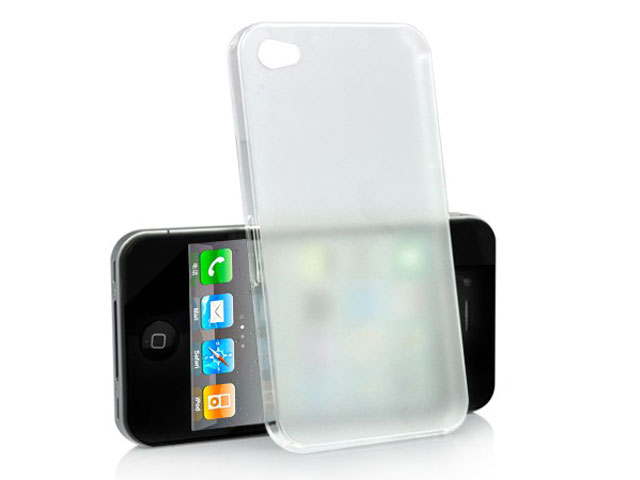0.5mm Thinnest Case - iPhone 4/4S hoesje
