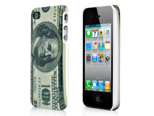 100 Dollar Bill Case Hoesje voor iPhone 4/4S