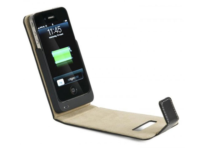 A-Solar AM-407 Xtorm Classico Power Case Accu Pack voor iPhone 4/4S