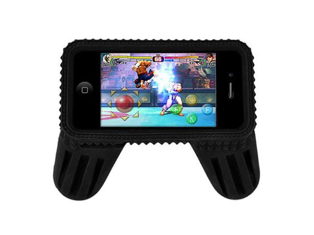 Action Game Grip Case voor iPhone 4/4S
