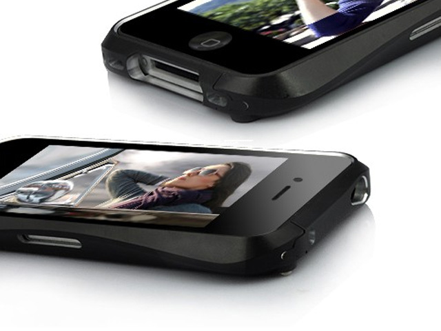 Aluminium Metal Bumper Case voor iPhone 4/4S