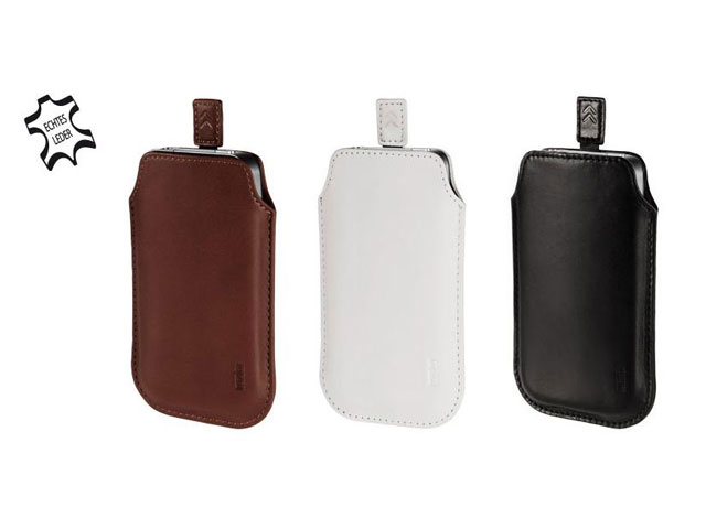 Artwizz Leather Pouch Sleeve voor iPhone 4/4S