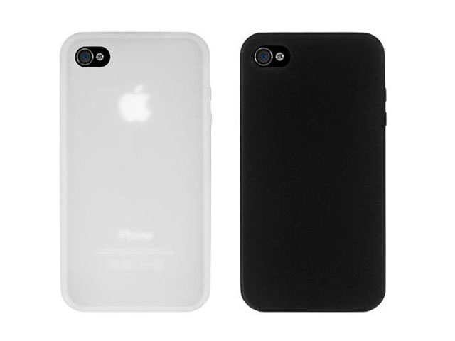 Artwizz SeeJacket Silicone voor iPhone 4/4S