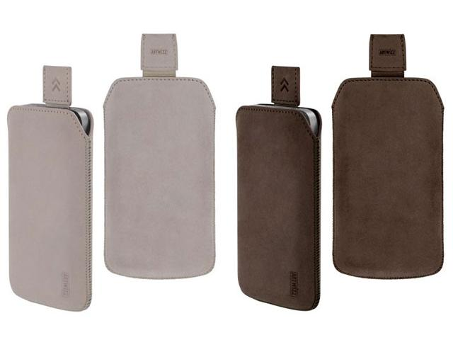 Artwizz Leather Pouch Nubuck Sleeve voor iPhone 4/4S