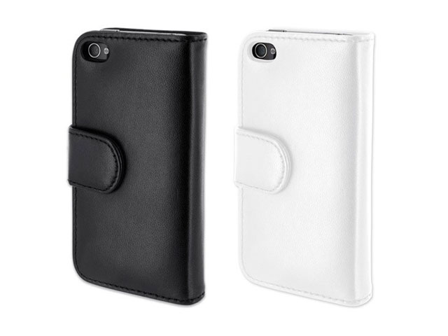 Artwizz Seejacket Leather Case Hoes voor iPhone 4/4S