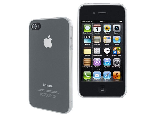 Artwizz SeeJacket TPU Case voor iPhone 4/4S
