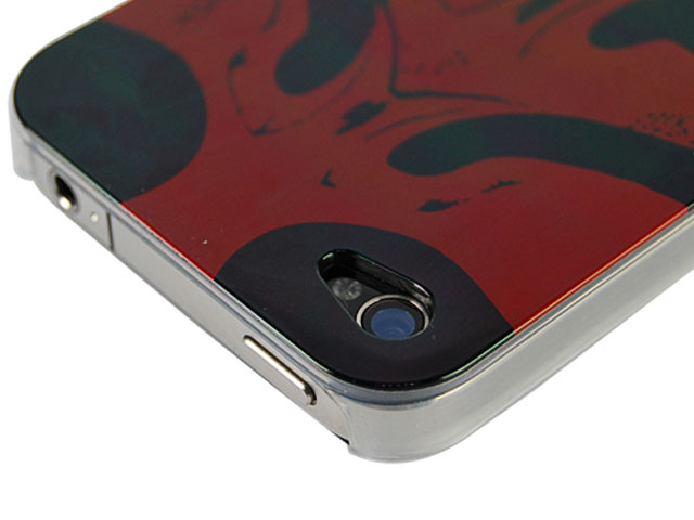 BareBone Back Case voor iPhone 4/4S