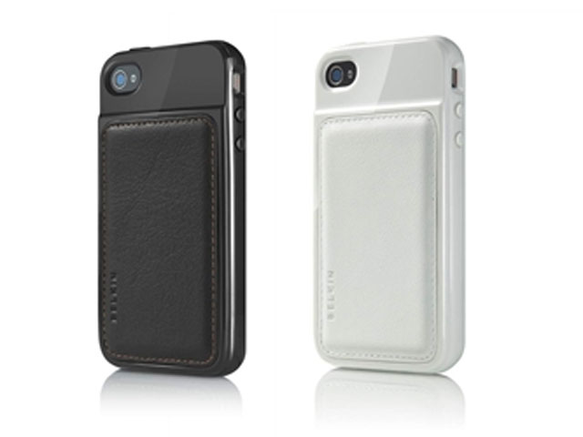 Belkin Grip Edge Case Hoesje voor iPhone 4