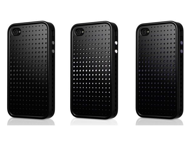 Belkin Shield Shock Case Hoes voor iPhone 4