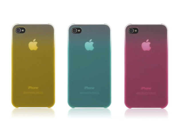 Belkin Essential 016 Hard Case Hoesje voor iPhone 4/4S