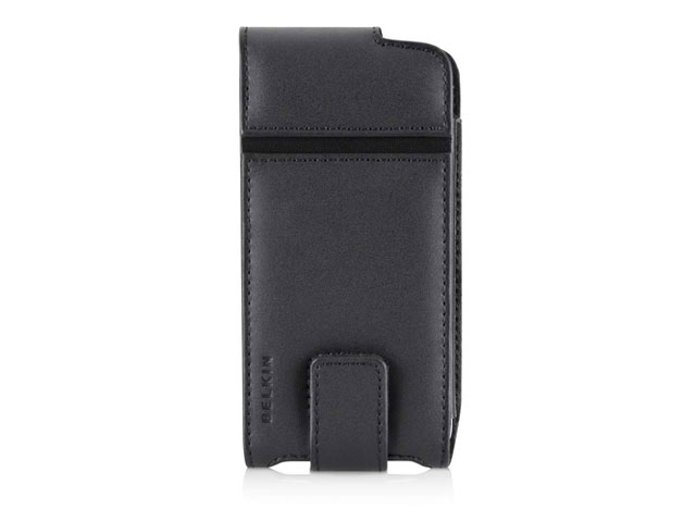 Belkin Leather 011 Leren Case Hoes voor iPhone 4/4S