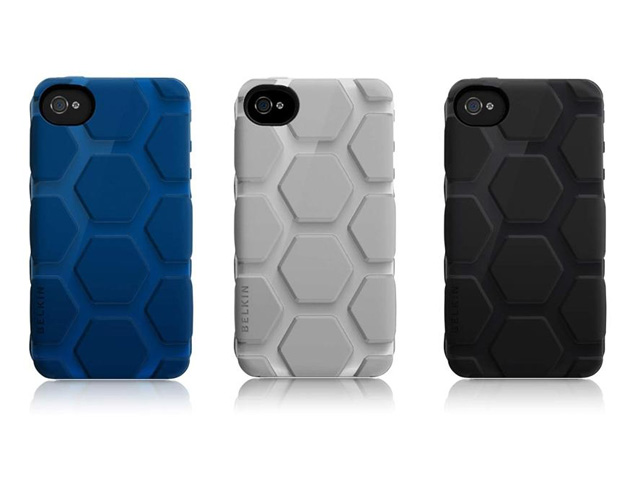 Belkin Max 008 Tough Case Hoesje voor iPhone 4/4S