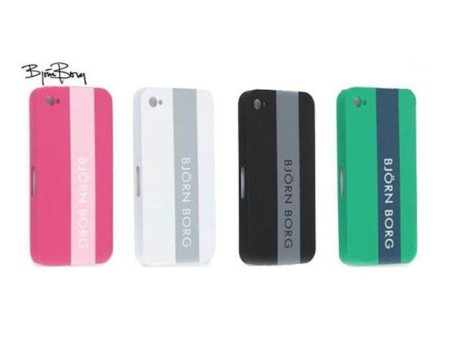 Björn Borg Fashion Case Hoes voor iPhone 4/4S