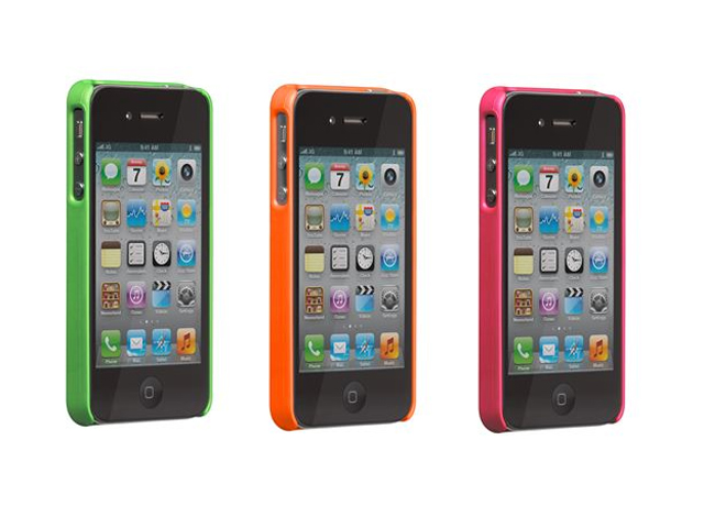 Case-Mate Barely There Electric voor iPhone 4/4S