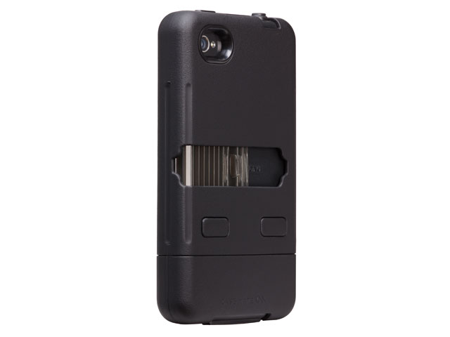 Case-Mate TANK Military Grade Case + Holster voor iPhone 4/4S