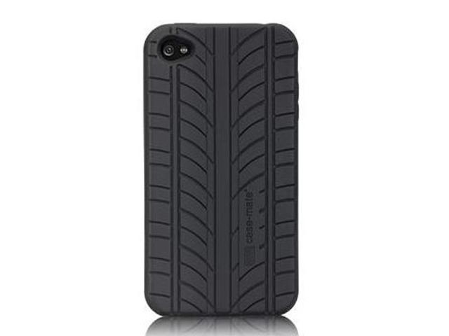 Case-Mate Vroom Tyre Silicone Skin Hoes voor iPhone 4/4S