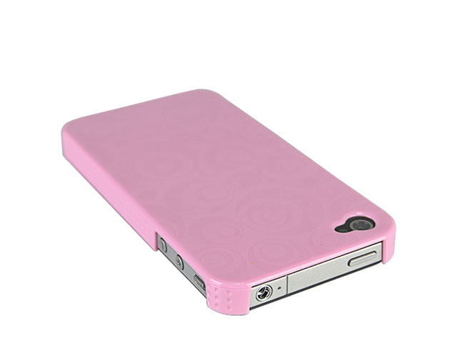 Bubble Series Back Case Hoes voor iPhone 4/4S