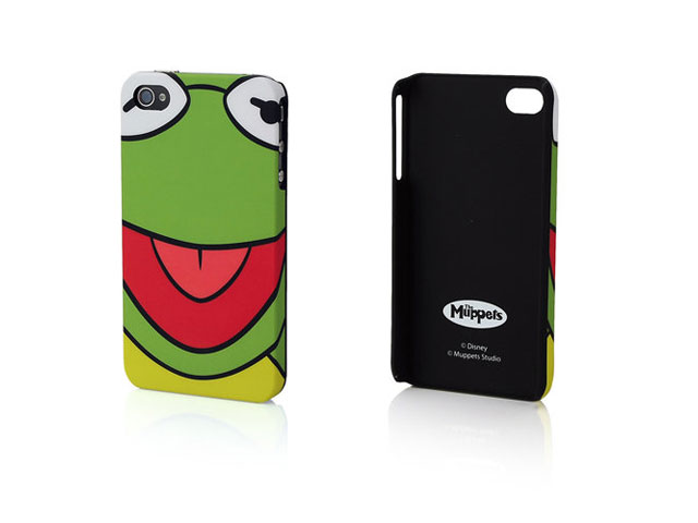 Disney Kermit Muppets Back Case Hoes voor iPhone 4/4S