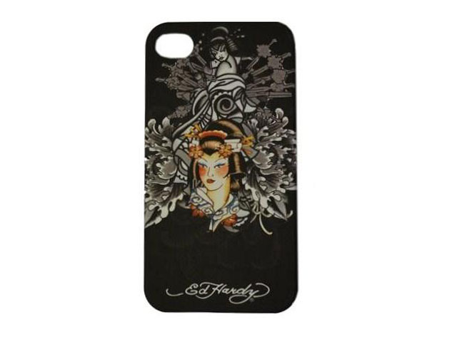 Ed Hardy Tattoo Case - iPhone 4/4S hoesje