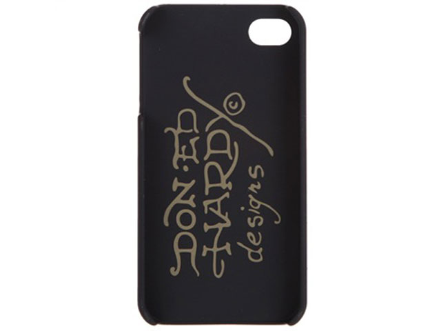 Ed Hardy Tattoo Panthers Case Hoesje voor iPhone 4