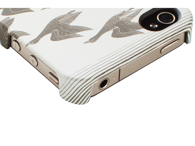 Escher Art - Back Case Hoesje voor iPhone 4/4S