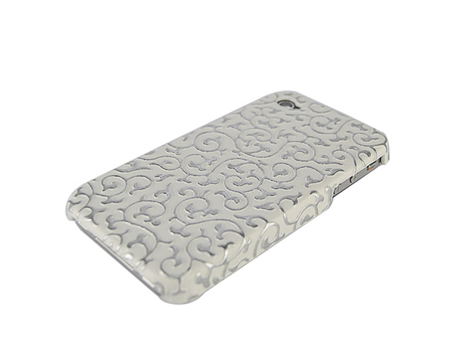 Fine Decorated Back Case Hoes voor iPhone 4/4S