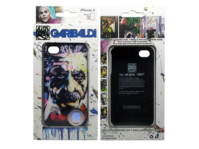 David Garibaldi's Albert Einstein Case - Hoesje voor iPhone 4/4S