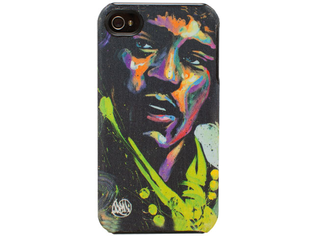 David Garibaldi's Jimmy Hendrix Case - Hoesje voor iPhone 4/4S