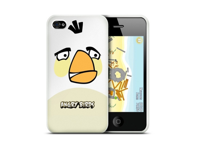 Gear4 Angry Birds Back Case Hoes voor iPhone 4/4S