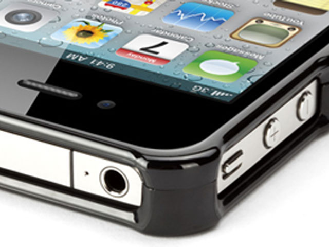 Griffin Elan Form Leather Case Hoes voor iPhone 4/4S