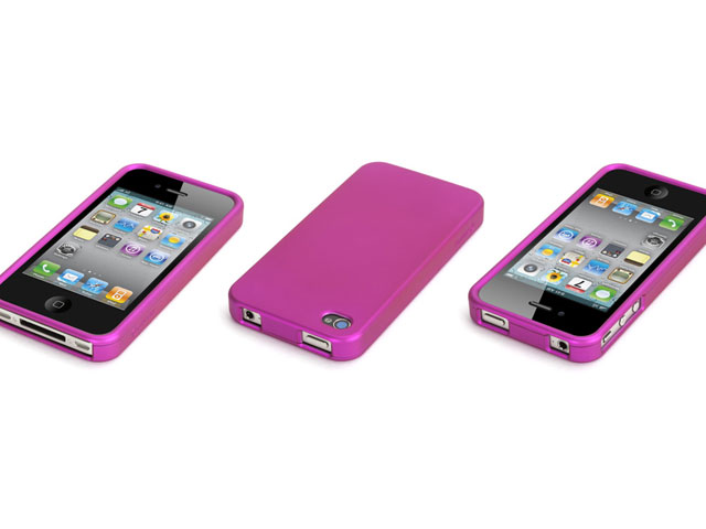 Griffin Outfit Ice Frosted Back Case voor iPhone 4/4S