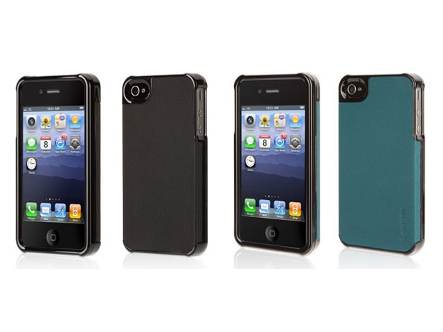 Griffin Elan Form Canvas Case Hoes voor iPhone 4/4S