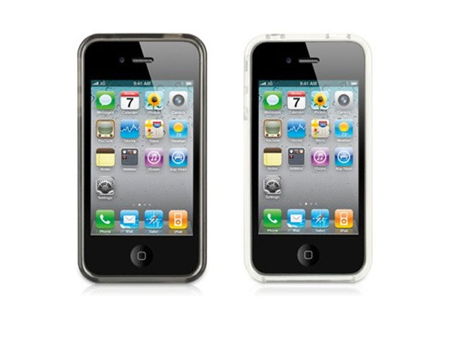 Griffin FlexGrip TPU Case Hoes voor iPhone 4/4S