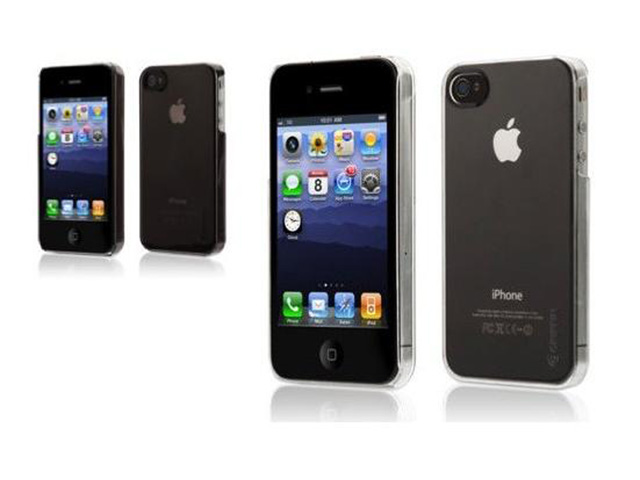 Griffin iClear Crystal Case - iPhone 4/4S hoesje