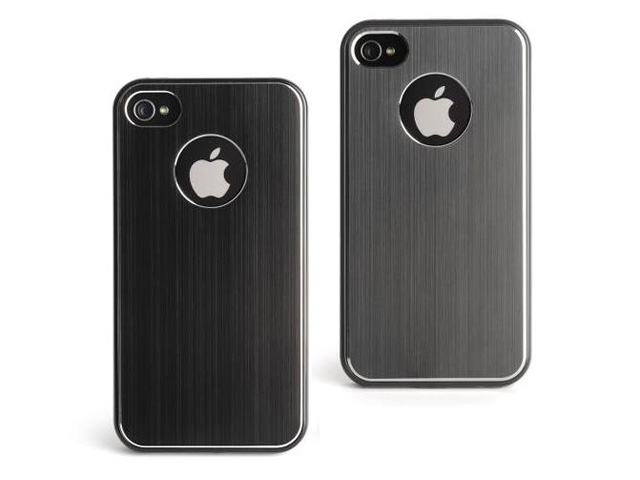 Kensington Aluminium Finish Case Hoesje voor iPhone 4/4S