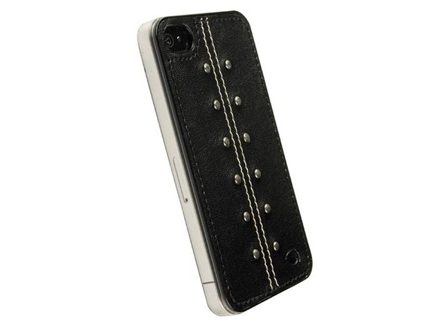 Krusell Kalix Back Case Hoes voor iPhone 4