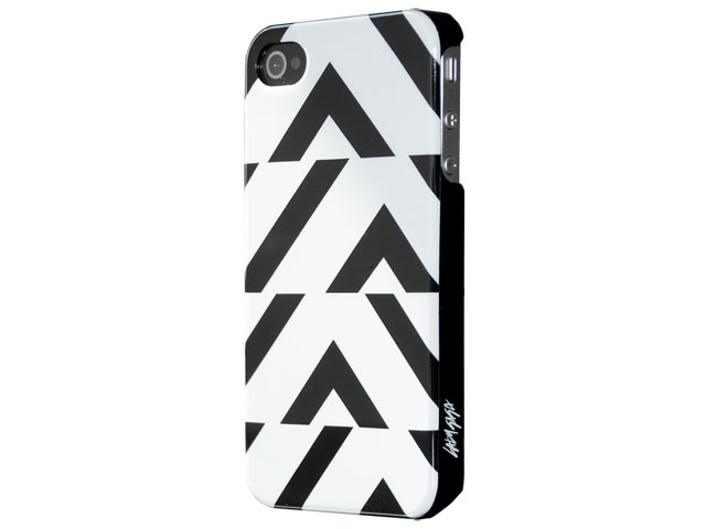 Lady Gaga Distortion Case Hoesje voor iPhone 4/4S