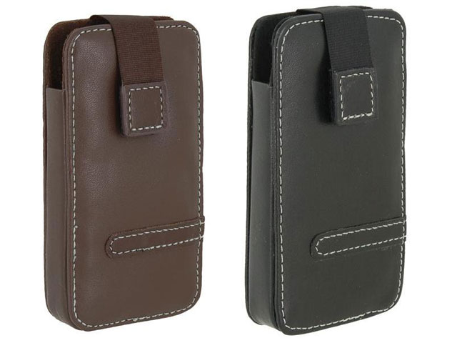 CEO Leather Sleeve voor iPhone 4/4S
