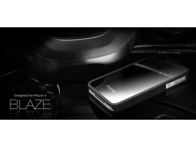 Blaze Collection Case Hoes voor iPhone 4/4S