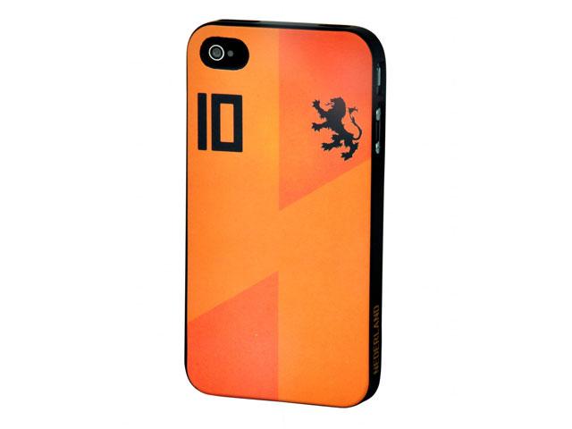 WK 2014 Oranje Cover - Hoesje voor iPhone 4/4S
