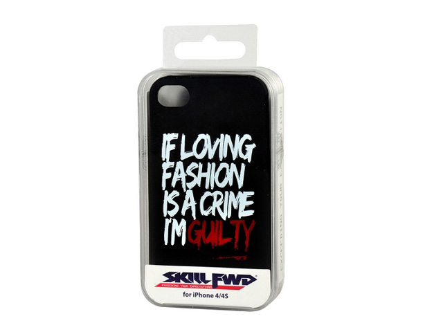 SKILLFWD 'Guilty of Fashion' Case Hoes iPhone 4/4S