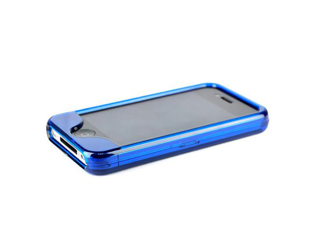 Crystal Bumper voor iPhone 4/4S